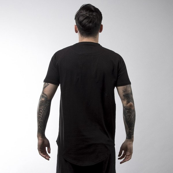 Admirable t-shirt Simply black