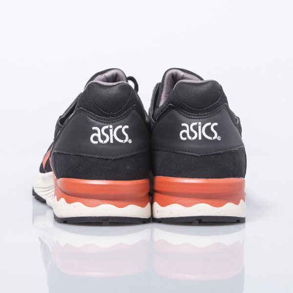 Asics Gel-Lyte V black/chili (H6D2Y-9024)