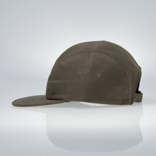 Backyard Cartel BYC 5 Panel Cap khaki