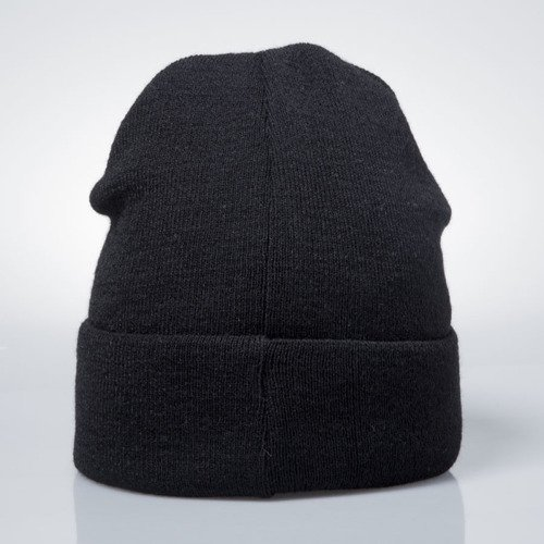 Backyard Cartel Inset beanie hat black