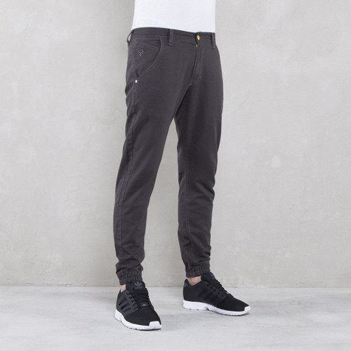 Backyard Cartel  Jogger Pants  jogger fit grey