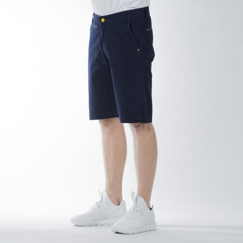 Backyard Cartel Shorts Classic Fit navy