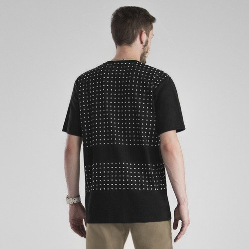 Backyard Cartel T-shirt Paisley black