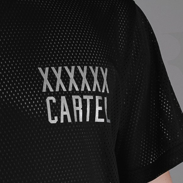Backyard Cartel T-shirt Transition black