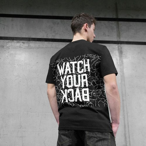 Backyard Cartel T-shirt Watch black