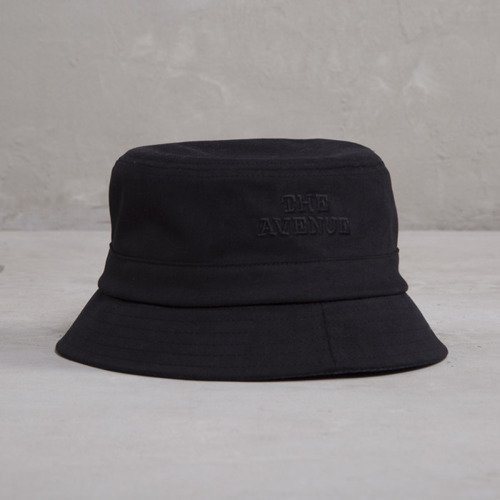 Backyard Cartel bucket hat Acid Rim black