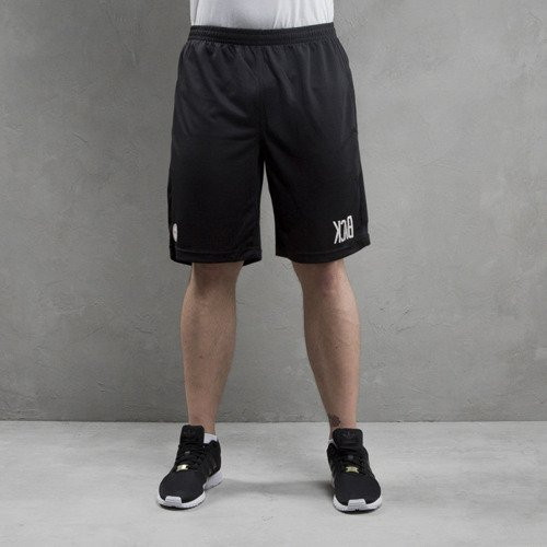 Backyard Cartel  shorts ATHL black