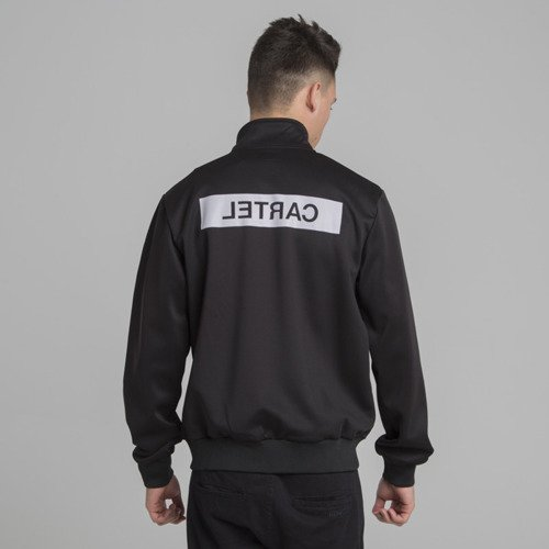 Backyard Cartel sweatshirt Forza track top black
