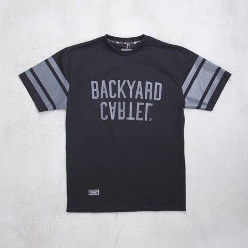 Backyard Cartel t-shirt Back Sport black