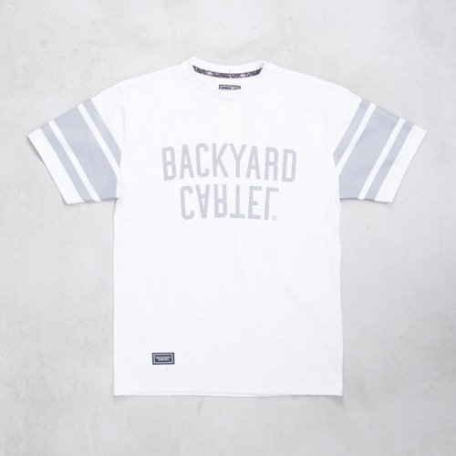 Backyard Cartel t-shirt Back Sport white