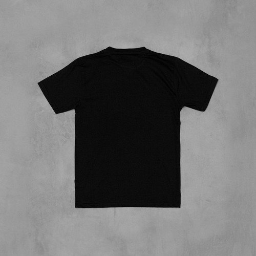 Backyard Cartel t-shirt Back black