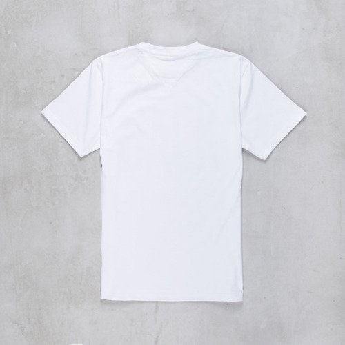 Backyard Cartel t-shirt Form white