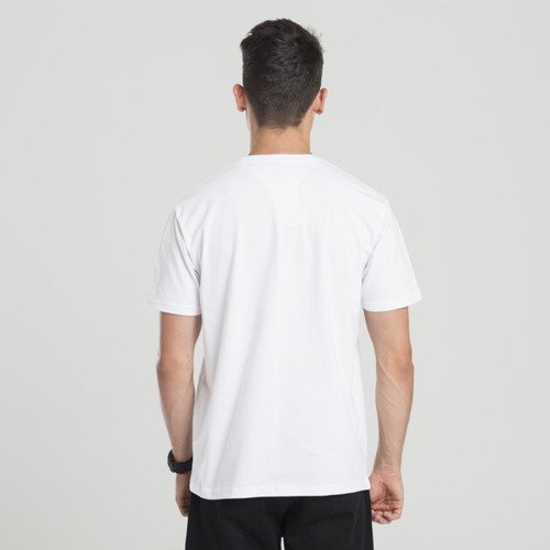 Backyard Cartel t-shirt Inset white