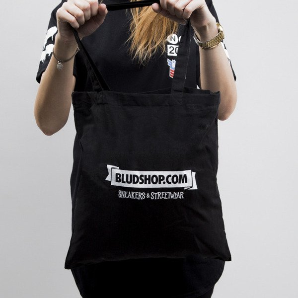 Blud bag Logo black WMNS