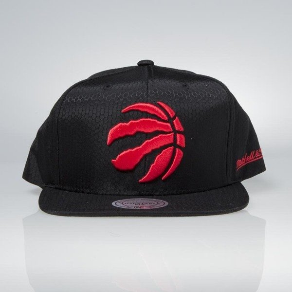 the best attitude a7799 227b4 top quality cap mitchell ness snapback toronto raptors black black ripstop  honeycomb 85bdb 6b0f9