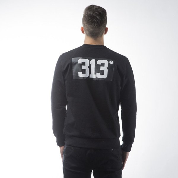 Carhartt WIP 313 Sweat black / white