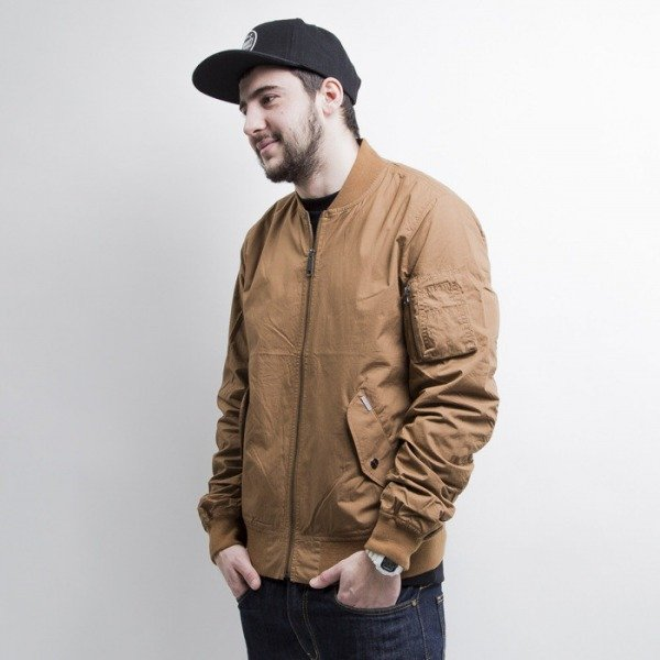 Carhartt WIP Adams Jacket hamilton brown