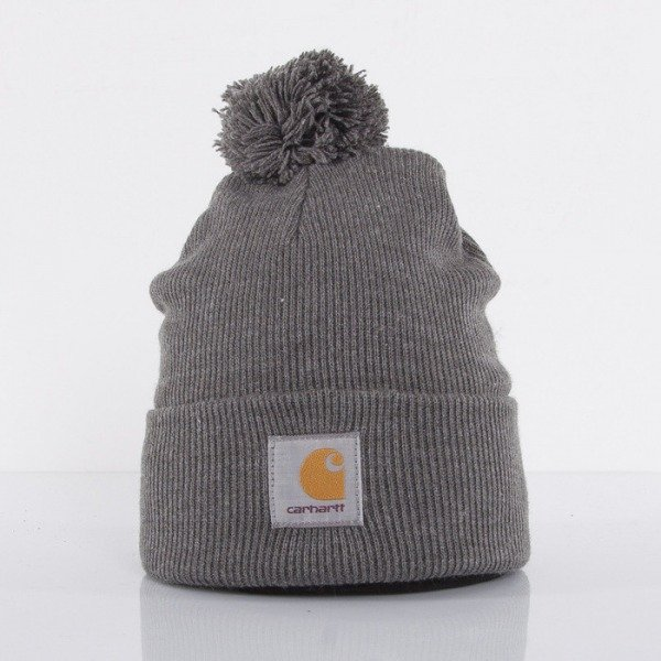 Carhartt WIP Bobble Watch dark grey heather