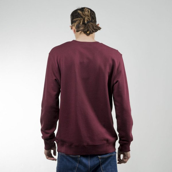 Carhartt WIP College Sweat chianti / white