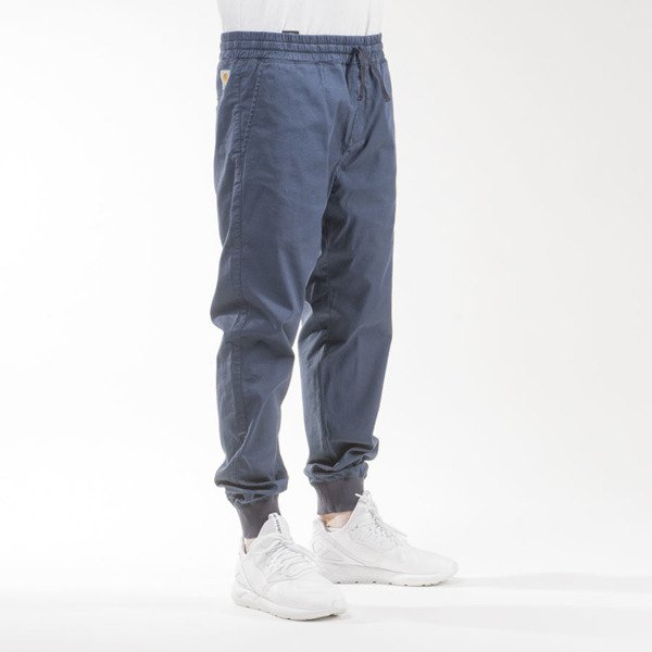 Carhartt WIP Madison Jogger Trabuco duke blue rinsed