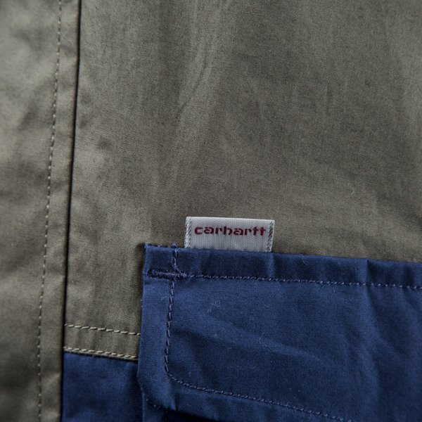 Carhartt WIP Port Jacket leaf blue