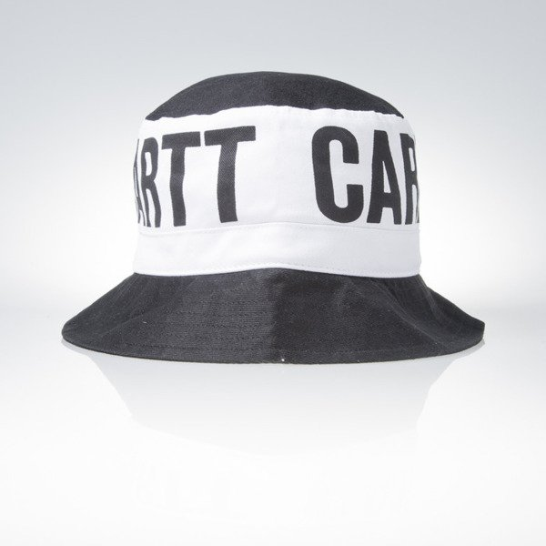 Carhartt WIP bucket hat Shore black
