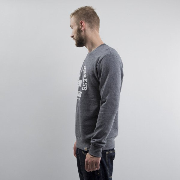 Carhartt WIP crewneck WIP dark grey heather