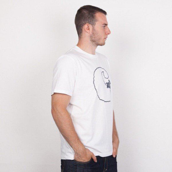 Carhartt t-shirt Ghost black / white