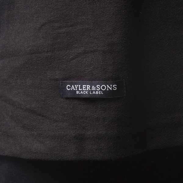 Cayler & Sons BL CSBL Long Tee black / woodland / white (BL-CAY-SS16-AP-20)