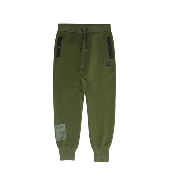 Cayler & Sons BL Judgement Day Sweatpants olive / black (BL-CAY-AW16-AP-31)