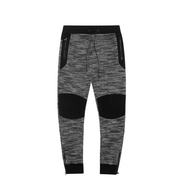 Cayler & Sons BL Theo Sweatpants black / white (BL-CAY-AW16-AP-30-01)