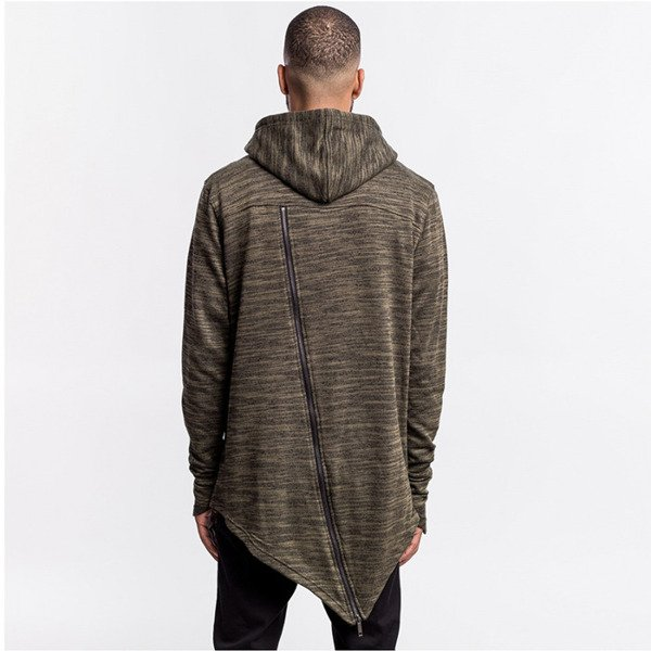 Cayler & Sons BLACK LABEL bluza sweatshirt Severoz Hoody olive / black BL-CAY-AW16-AP-11-03