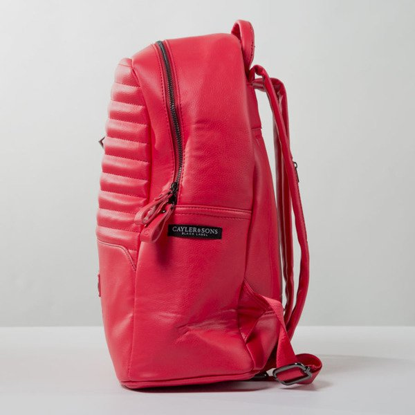 Cayler & Sons Black Label Moto Backpack red (BL-CAY-SS16-BP-01-02)