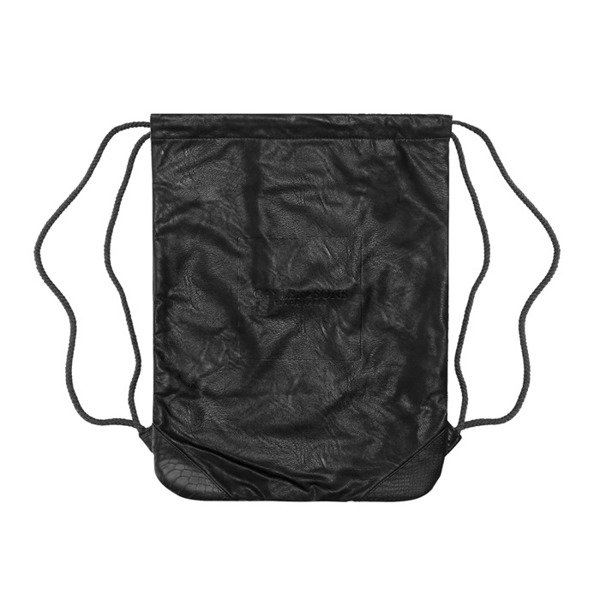 Cayler & Sons Black Label Paiz Gymbag black / white (BL-CAY-SS16-GB-05-01)