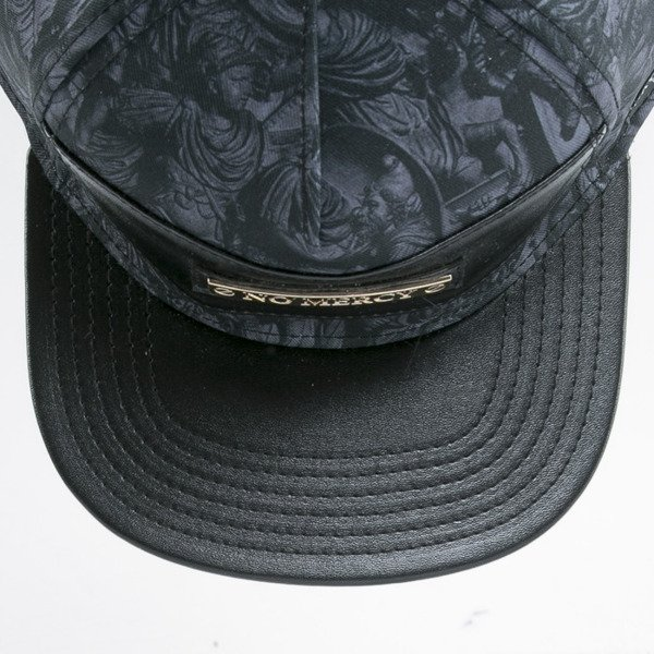 Cayler & Sons Black Label cap snapback No Mercy black / gold (BL-CAY-AW15-04-OS)