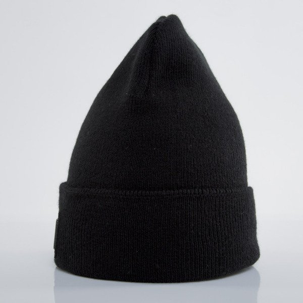 Cayler & Sons Black Label winter cap Plated Old School Beanie black / black (BL-CAY-AW15-BN-02-01-OS)