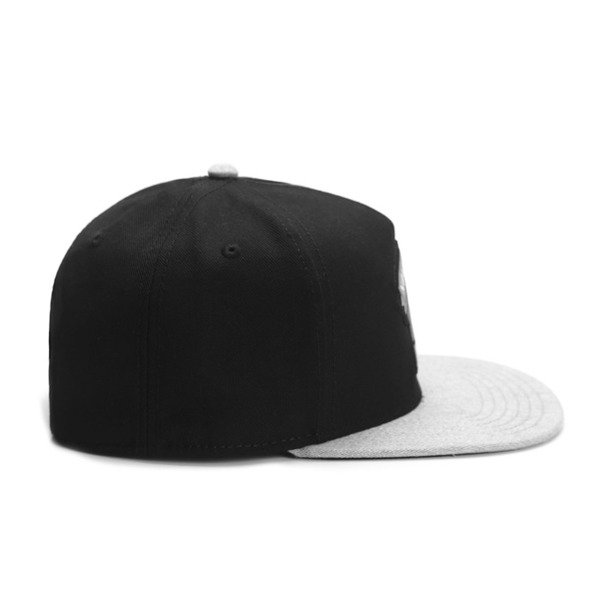 Cayler & Sons Copper Label snapback Businees black / grey / white (CL-CAY-SS16-04)