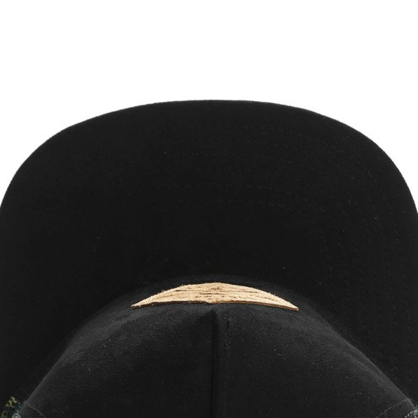 Cayler & Sons Copper Label snapback Hunting Cap black / woodland CL-CAY-SU16-02