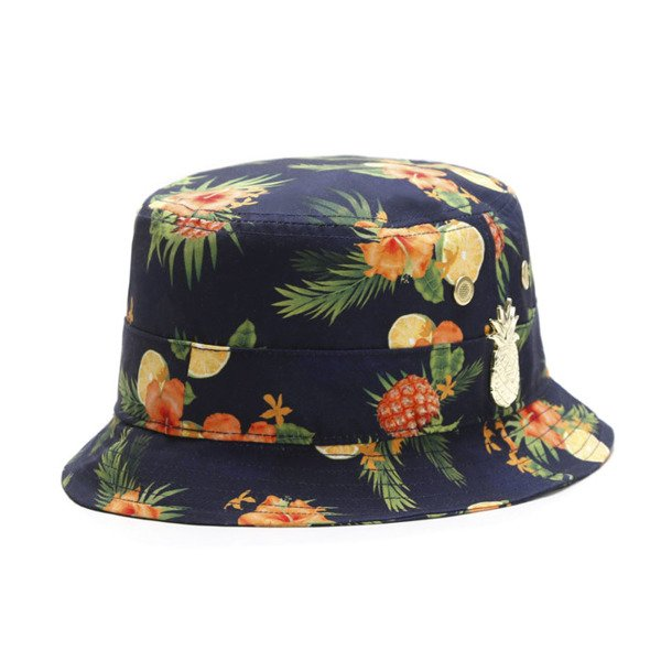 Cayler & Sons Fruity Summer Bucket Hat navy / mc WL-CAY-SU16-BH-01