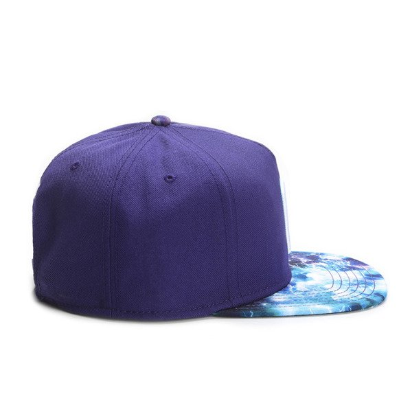 Cayler & Sons Gold Label snapback Cee Storm Cap purple / mc (GLD-CAY-SS16-14)