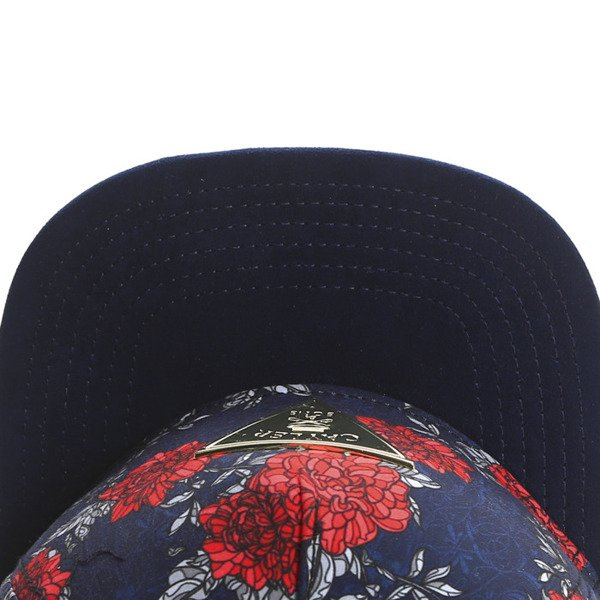 Cayler & Sons Gold Label snapback One Night Cap navy / red / gold (GLD-CAY-SS16-02)