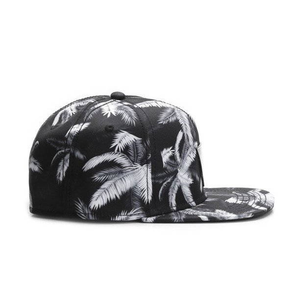 Cayler & Sons Gold Label snapback Palms Cap black / grey GLD-CAY-SU16-01