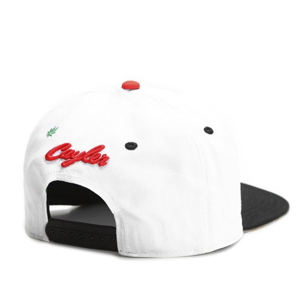 Cayler & Sons Green Label snapback Le Frog Cap white / black / mc (GL-CAY-SS16-11)