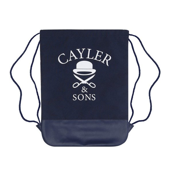 Cayler & Sons Grime Gymbag navy / desert flowers / white WL-CAY-SU16-GB-08
