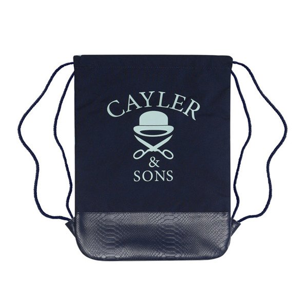 Cayler & Sons Hi Haters Gymbag light blue / navy / mc WL-CAY-SU16-GB-04