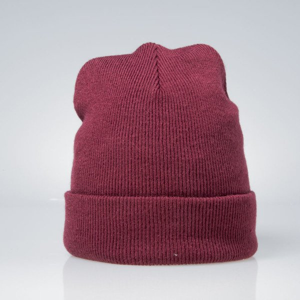 Cayler & Sons Old Skwl Beanie maroon CAY-AW14-BN-29-03