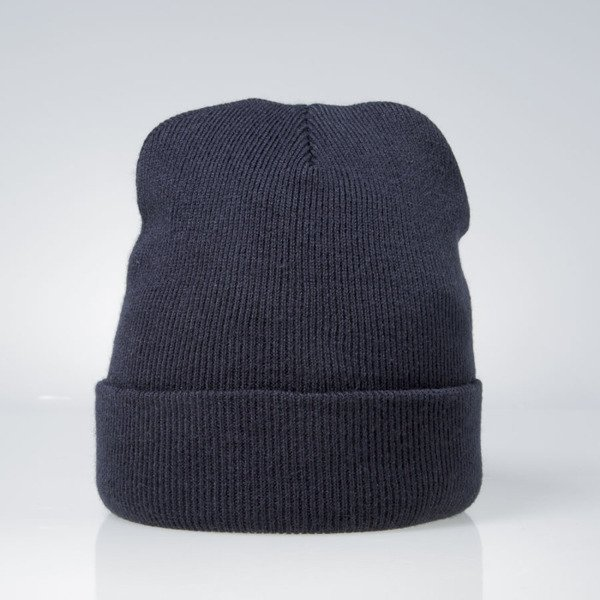 Cayler & Sons Old Skwl Beanie navy CAY-AW14-BN-29-02