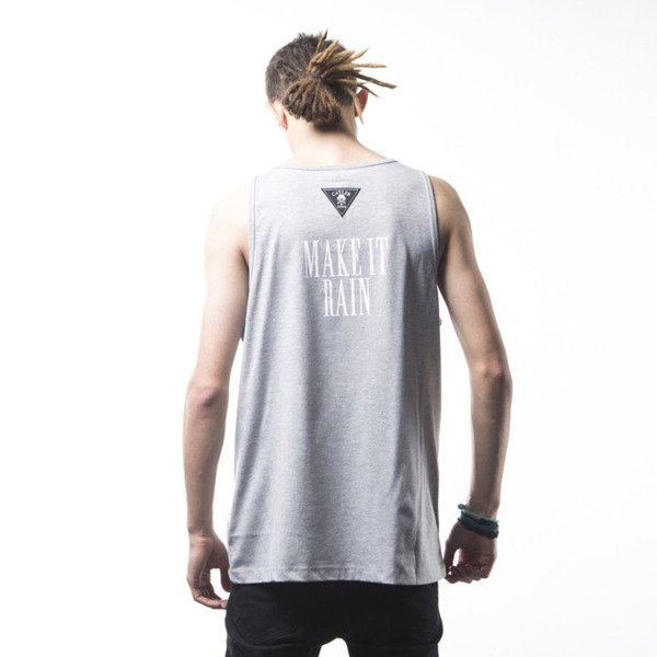Cayler & Sons WL Get Money Tanktop grey heather / wgite / green (WL-CAY-SS16-AP-35)