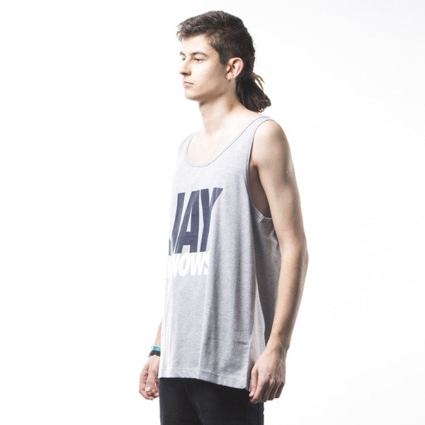 Cayler & Sons WL I Got It Tanktop grey heather / white / navy (WL-CAY-SS16-AP-36)