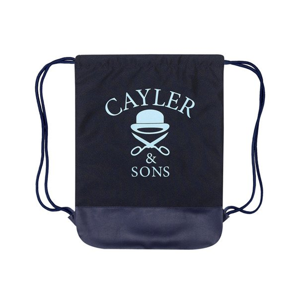 Cayler & Sons White Label Dynasty Gymbag navy / mint / white (WL-CAY-SS16-GB-15